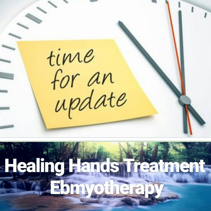 Hello, Update time ebmyotherapy