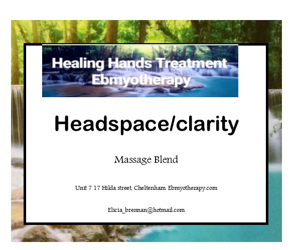 labels 1 - Headspace clarity