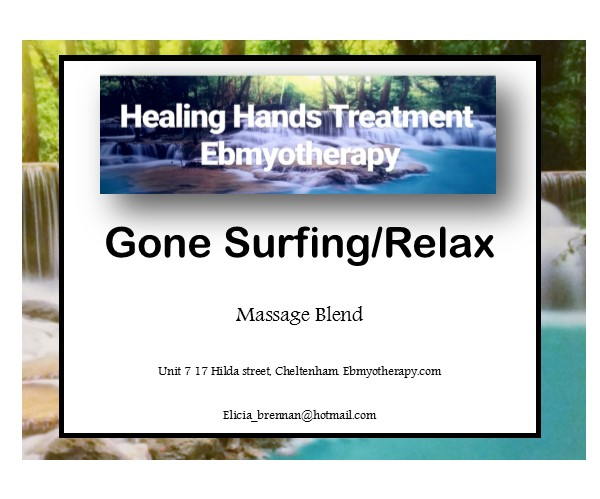 labels - Gone Surfing relax