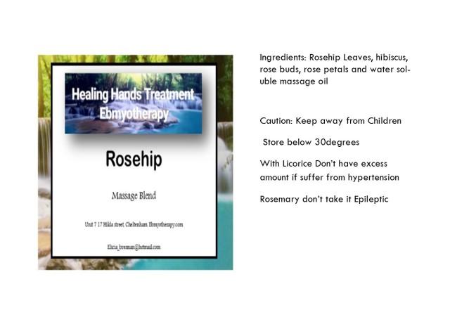 oil info card rosehip